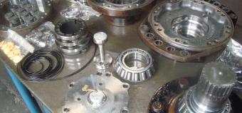 Revisão Motores de Rolos