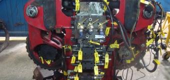 Identificação dos Componentes antes da Desmontagem